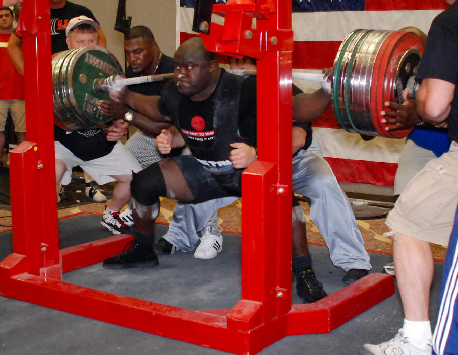 500 Kg Bench Press AWESOME WORLD RECORD OF BENCH PRESS 500KG